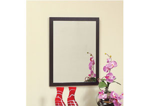 Red Cocoa Mirror