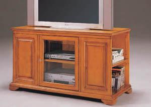 TV Stand - Oak