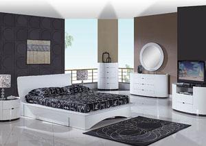 Gia Queen Bed