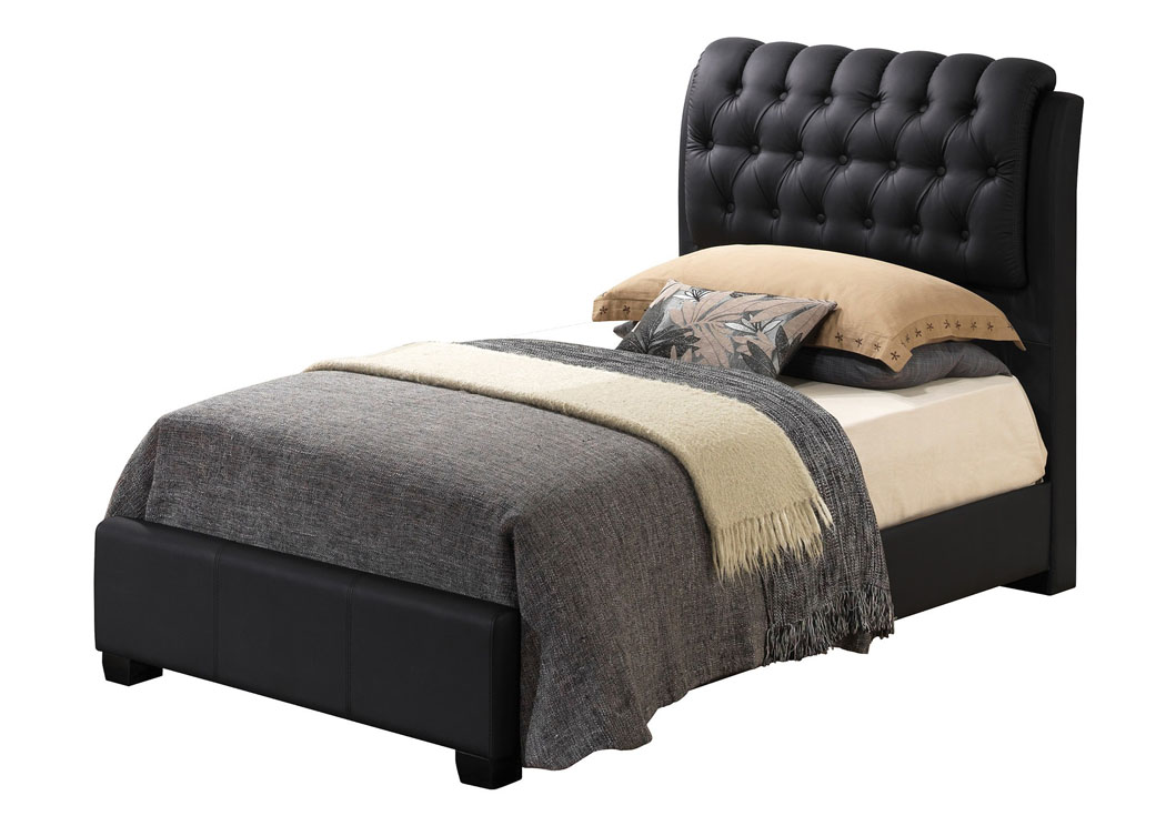 Levi 39 S Discount Furniture Vineland Nj Black Full Upholstered Bed