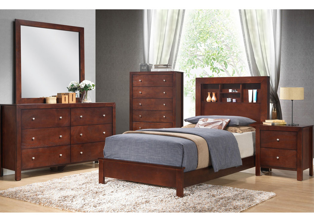 Furniture Direct Bronx Manhattan New York City NY Cherry Full Bed