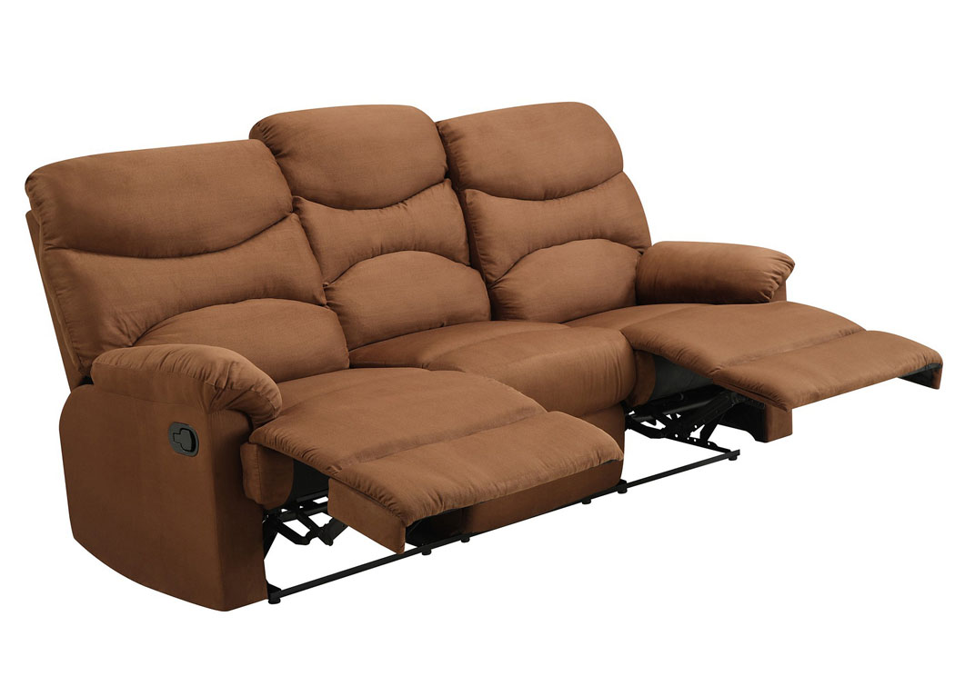 Best Buy Furniture And Mattress Chocolate Double Reclining