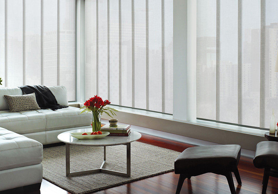 Vertical Blinds Ambiance Design