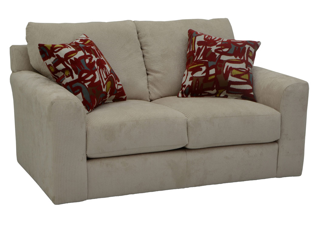 Overstock Furniture Langley Park Catonsville Alexandria Amp Lanham Sutton Doe Loveseat