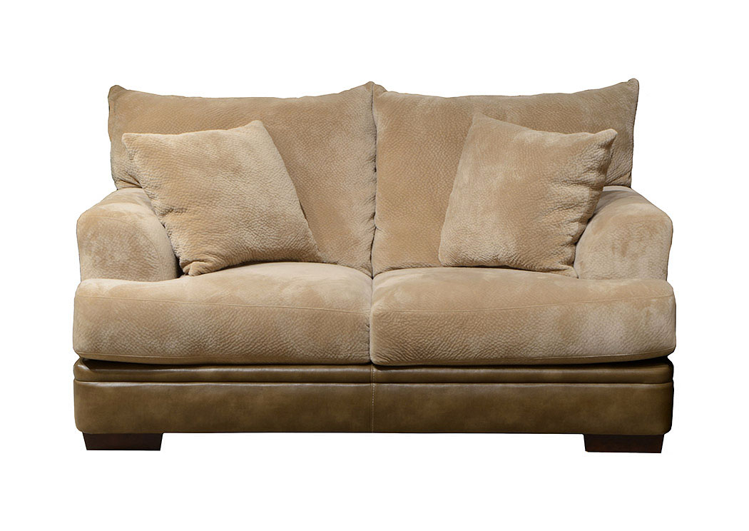 Overstock Furniture Langley Park Catonsville Alexandria Lanham Barkley Toast Loveseat