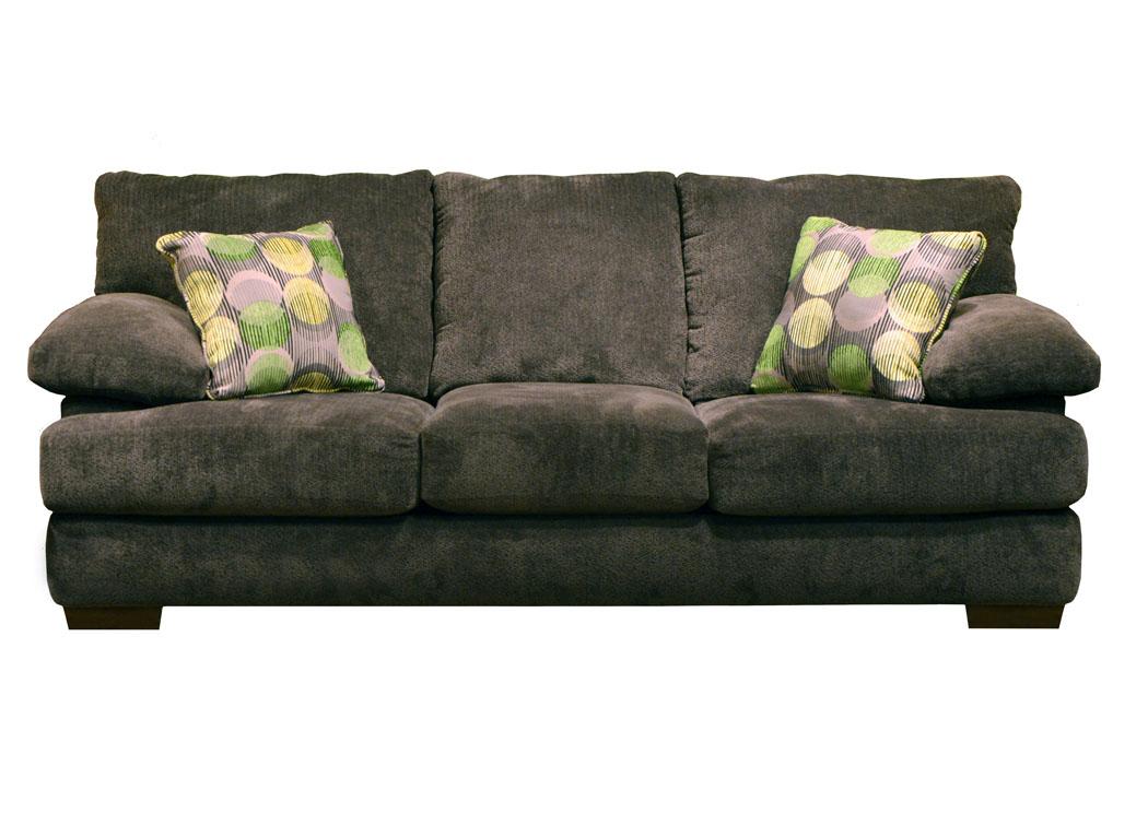 Nick 39 S Furniture Sugar Grove Il Armstrong Graphite Sofa