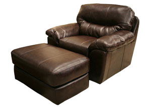 Brantley Java Ottoman,Jackson