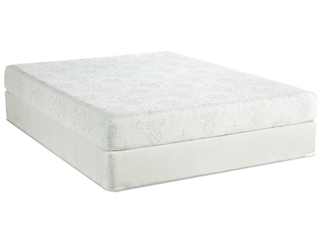 Casual Home A Furniture And Bedding Market Hampton 8 Memory Foam Mattress King