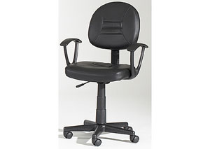Pneumatic Gas Lift Swivel Office Chair