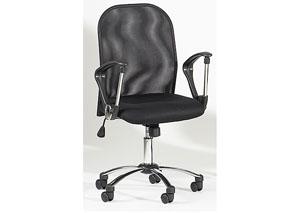 Pneumatic Gas Lift Mesh Back Swivel Tilt Chair