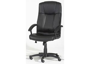 High Back Pneumatic Gas Lift Office Chair