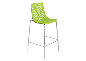 Lola Bar Stools - Lime Green