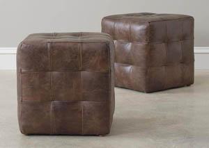 Audra Ottoman,Pulaski Furniture