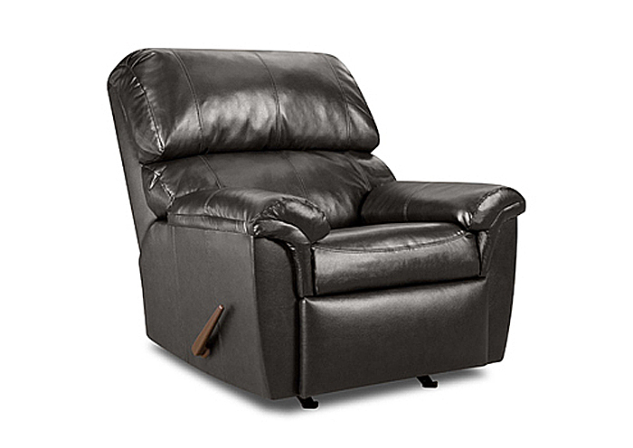 Affordable furniture houston charcoal rocker recliner for Affordable furniture gulf fwy