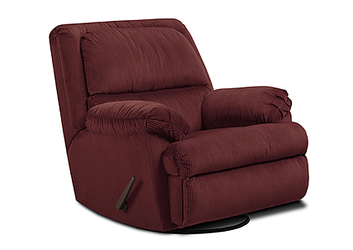 Affordable furniture houston wine glider swivel recliner for Affordable furniture 610 houston
