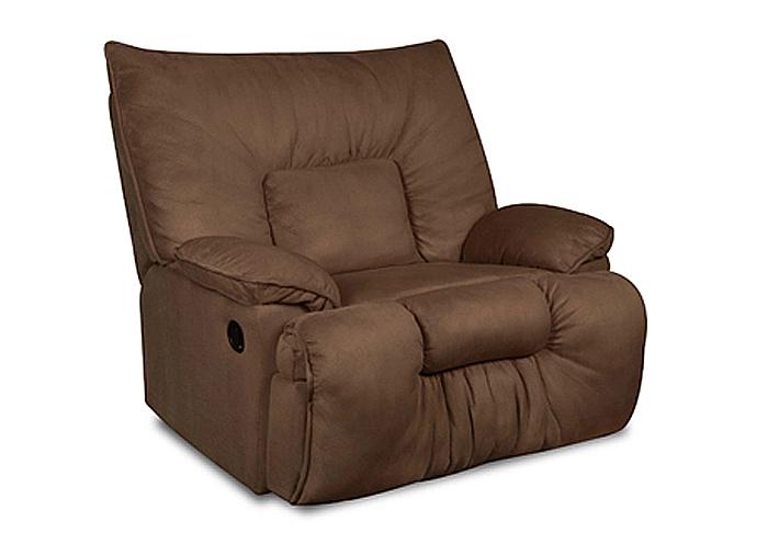 Affordable furniture houston mocha cuddler recliner for Affordable furniture gulf fwy